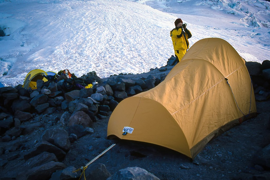 Marmot-Taku-Tent-Mount-Rainier-Emmons-Glacier-Route-Camp-Schurman-July-21-1986